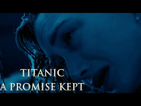 Titanic Soundtrack ~ A Promise Kept ~ Film Version