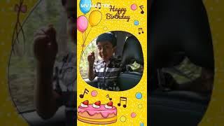 Birthday wishes for a child