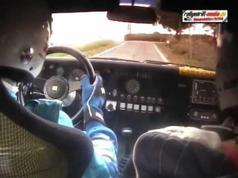 rallylegend 2011 Toivonen / Ihle - Opel Manta 400 - Shakedown