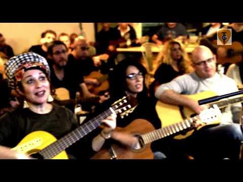 """""""מנגנים ביחד"""" - ערבי נגינה בציבור לכל רמות הנגינה"""