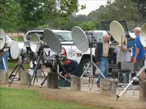Still Images from the 10GHz and Up Microwave Ham Radio Field Test