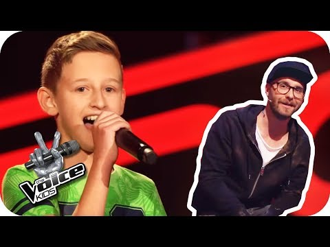 The Temptations -  My Girl (Ruben) | The Voice Kids 2017 (Germany) | Blind Auditions | SAT.1