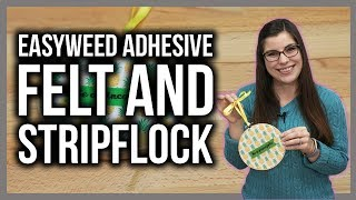 How to Make a Felt Applique with Siser® HTV
