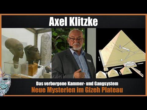 Axel Klitzke - Neue Mysterien im Gizeh Plateau - Das verborgene Kammer- und Gangsystem