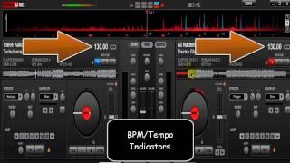 Virtual DJ - Basic Looping and  Beat Matching Tutorial [HD]