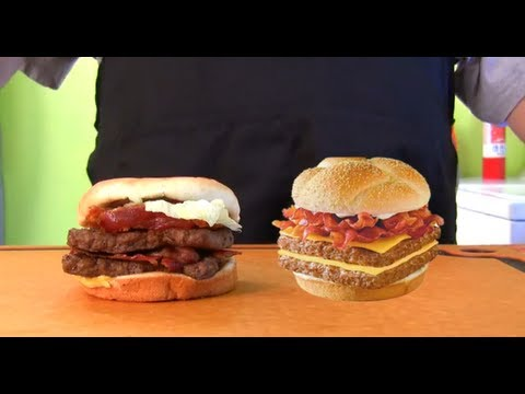 Playing With Your Food - Burgers