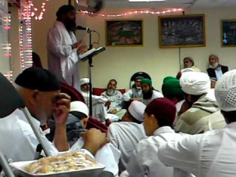 Dawateislami Gyarmi Shareef Ijtima At Shaneislami  Mohammad Qamar Attari Giving Bayan.mp4 video