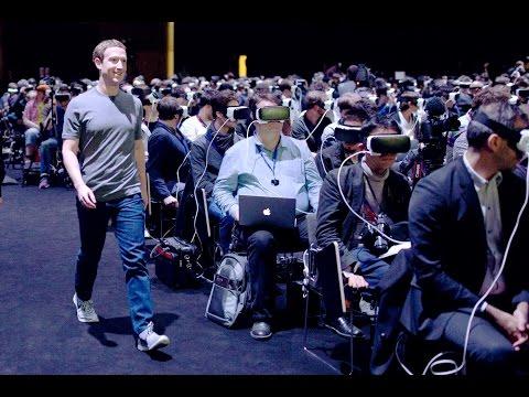 [Up] Mark Zuckerberg lors de la conférence de Samsung (Zuckerberg MWC 2016 Keynote)