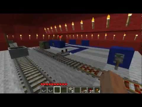 Minecart Track Switcher Minecart Track Switcher