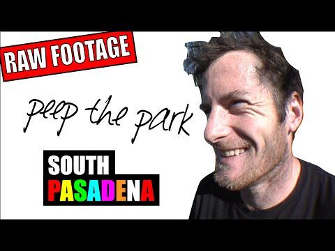 Peep the park: South pas (RAW FOOTAGE)