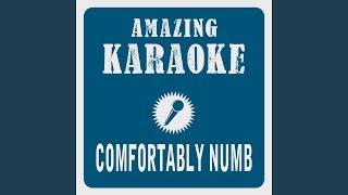 Comfortably Numb Karaoke Version Originally Performed By Pink Floyd