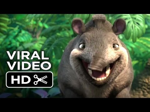 Rio 2 VIRAL VIDEO - Tapir Audition (2014) - Jesse Eisenberg, Anne Hathaway Animated Movie HD