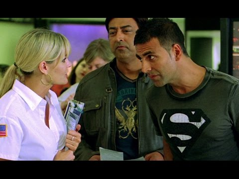Akshay Kumar Gets Checked | Kambakkht Ishq