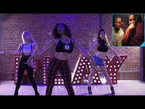 SYD Body Nicole Kirkland Dance Reaction
