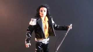 My Michael Jackson dolls BAD era