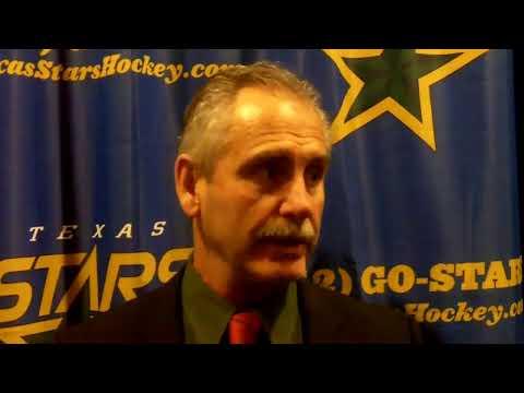 Willie Desjardins Post-Game Interview: 12.07.13