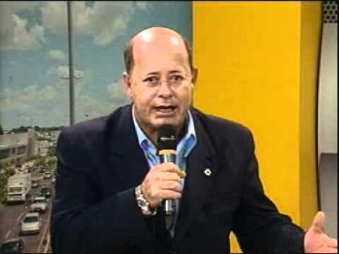 Tenente Lúcio fala sobre Uberlândia sediar treinamentos de seleções na Copa de 2014