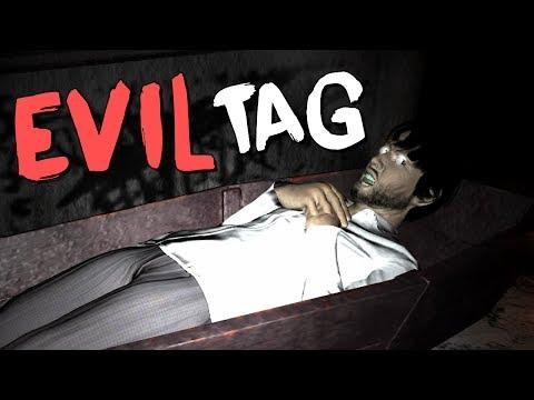 Download video Evil Tag - УГАРНЫЙ КО-ОП ХОРРОР! (БРЕЙН И ЖЕНЯ)