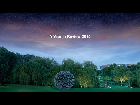 University of Surrey - Year in Review 2015