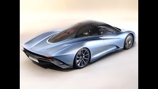 FIRST LOOK: New McLaren Speedtail Hyper-GT – Geneva Motor Show GIMS 2019