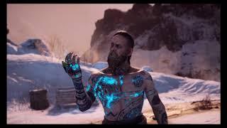 Kratos VS Baldur Confronto Final Dublado