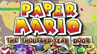 Paper Mario: The Thousand-Year Door [GC] - Less Paper More Older Doors Part 6