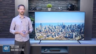 Samsung TU8000  Series Unboxing And First Look