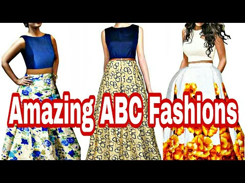 Wow .. Beautiful Dress Collection | Market Trending Designs