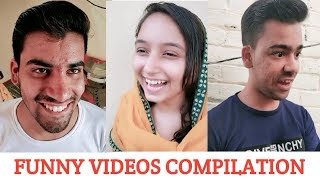 Short Funny Videos Compilation | Rida Javed | Naeem Javed | Sameer Javed