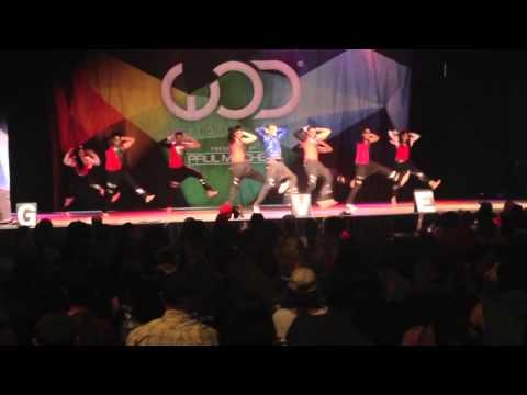 Ut Austin Nach Baliye At World Of Dance Dallas 2014 video