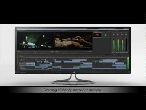 LG IPS Monitor Ultra Wide 21:9 Aspect Ratio 29EA93 Expert Interview