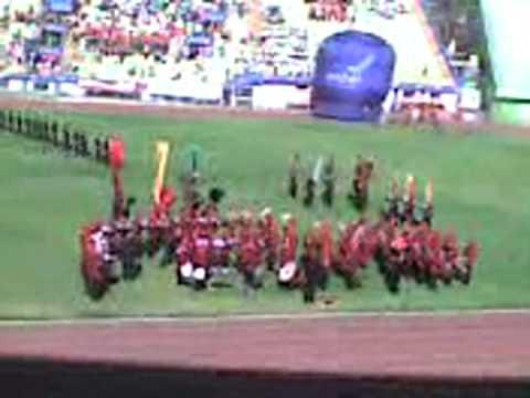 Colegio Nacional Juan Misael Saracho (Concurso de bandas Cochabamba - Bolivia 2008)