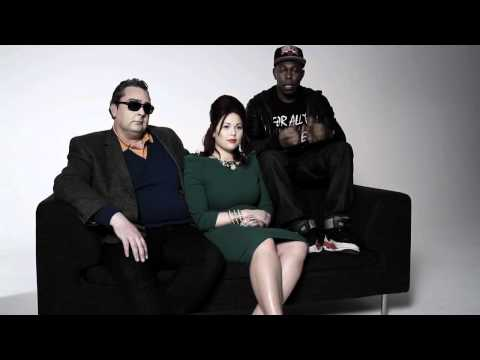HUNGER TV: DIZZEE, CAGE & PEPPER - GOT THE POWER