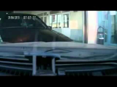 Лучшая видео подборка аварий ДТП за лето 2011