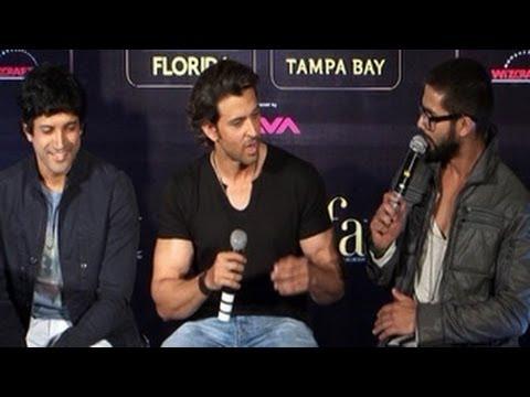 Shahid Kapoor TAUNTS Hrithik Roshan & Farhan Akhtar