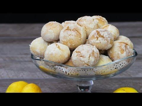 Это что-то с чем-то! Лимонное печенье - вкусно, ароматно, по - домашнему…   Appetitno.TV