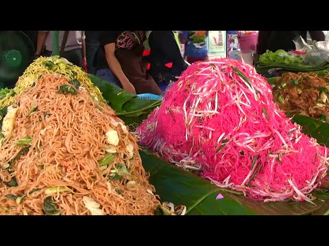 Thailand : street food in victory monument [ Long ver ] Bangkok Aug 2012