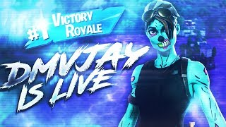 Fortnite Live PS4 - Solo Grind - Good Console Player - Best Shotgunner - CANDY AXE IS BACK!