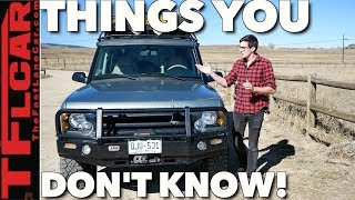 Surprising Truth: The Land Rover Discovery 2 Is The Most Unique SUV Ever Made!