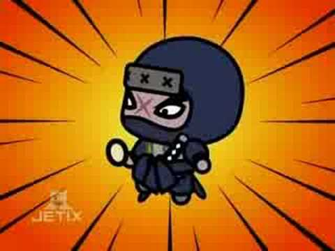 Pucca Funny Love Season 1-Ep2-Pt1-A Force of Won