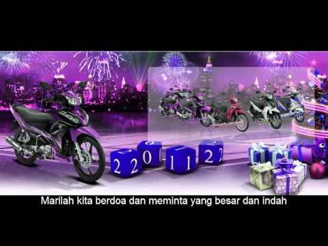 HAPPY NEW YEAR YAMAHA 2012