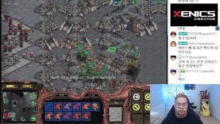 스타1 StarCraft Remastered 1:1 (FPVOD) Larva 임홍규 (Z) Four-LeafClover (T) Benzene 벤젠
