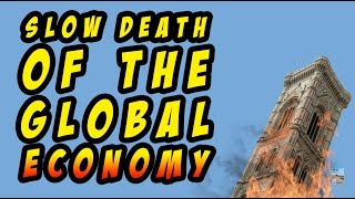 Global Financial Reset as Stocks, Oil, China, Exports, Economy, Jobs All Sink!