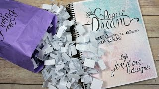 The Paper Dream Giveaway Drawing for September