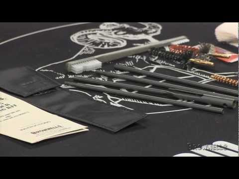 Brownells - Deluxe Buttstock Cleaning Kit