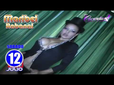 Las Cucardas Night Club - Invitada: Maribel Rabanal