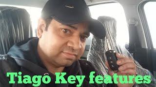 Tata Tiago Car key hidden features