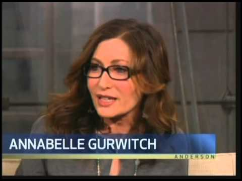 Annabelle Gurwitch on Anderson Cooper