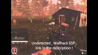 InfectZ(Warz) esp, aim, wall hack. indir