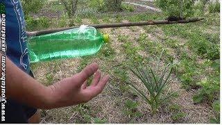 Поилки для кроликов своими руками из пластиковых